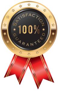 business coaching guarantee seal