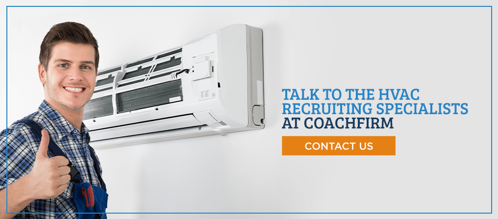 Talk to the HVAC Recruiting Specialists at Coachfirm